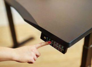 Biurko elektryczne do pracy na stojąco