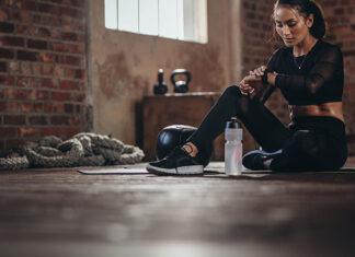 Zegarek damski sportowy Casio – kobiecy dodatek na siłownię