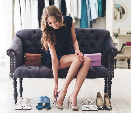 wiosenne buty damskie